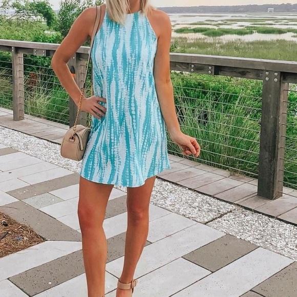 Tyche Dresses & Skirts - Tye dye print dress